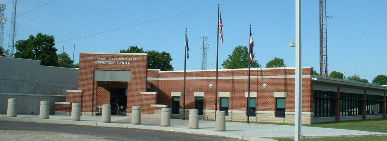 Montgomery County Pa Public Safety Building