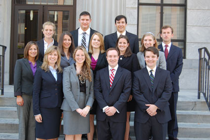 Summer 2011 Law School Internship Program