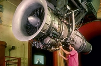 Jet Engine Worker