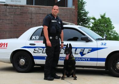 K9 Forsyth and Partner Bikkel