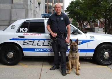 K9 Franklin and Behr