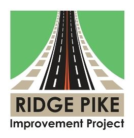 Ridge Pike Improvement Project Logo