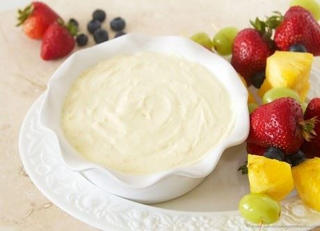 Honey Fruit Dip