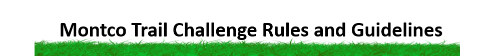 Trail Challenge - Rules-Guidelines