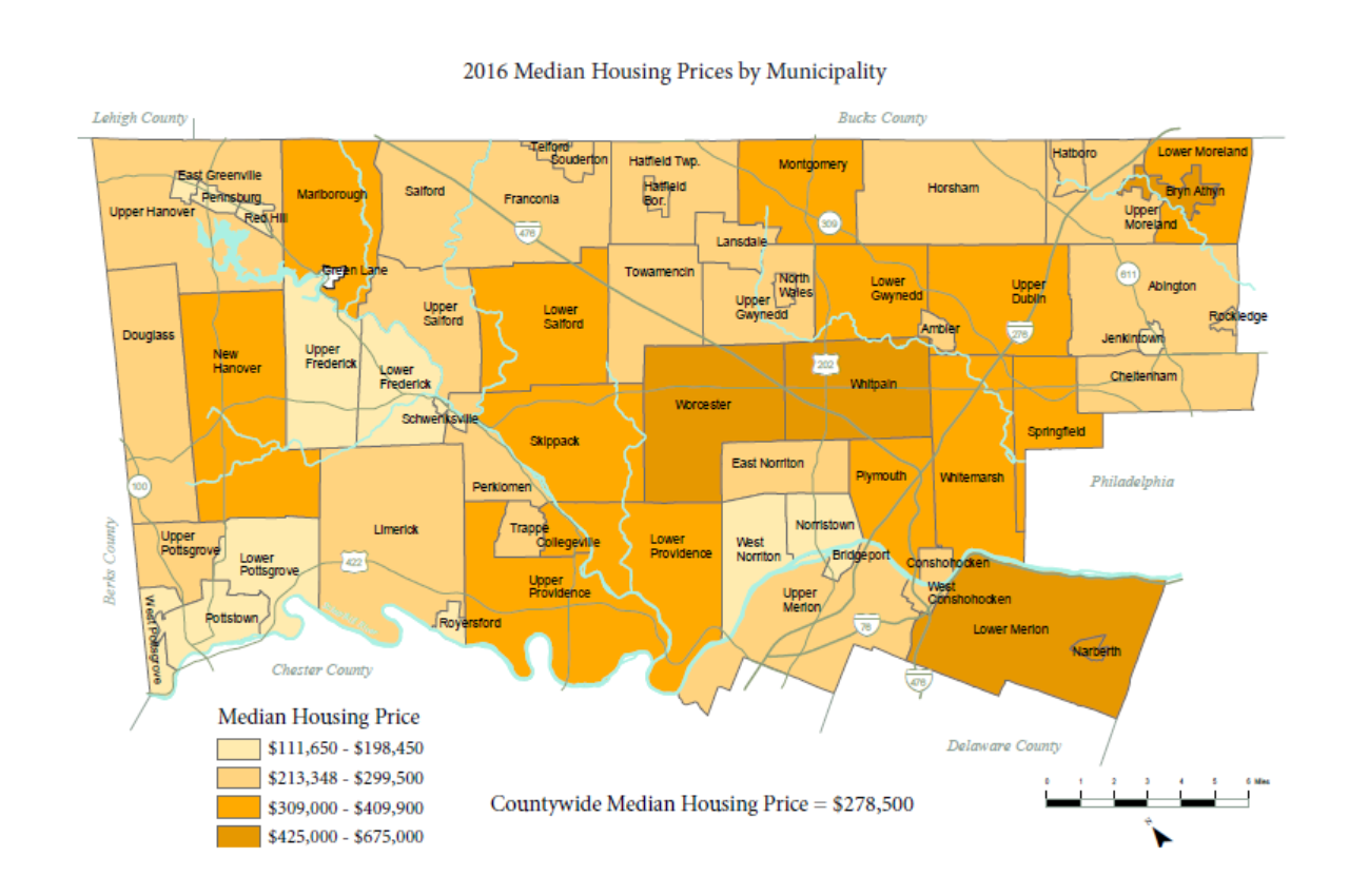montco housing market