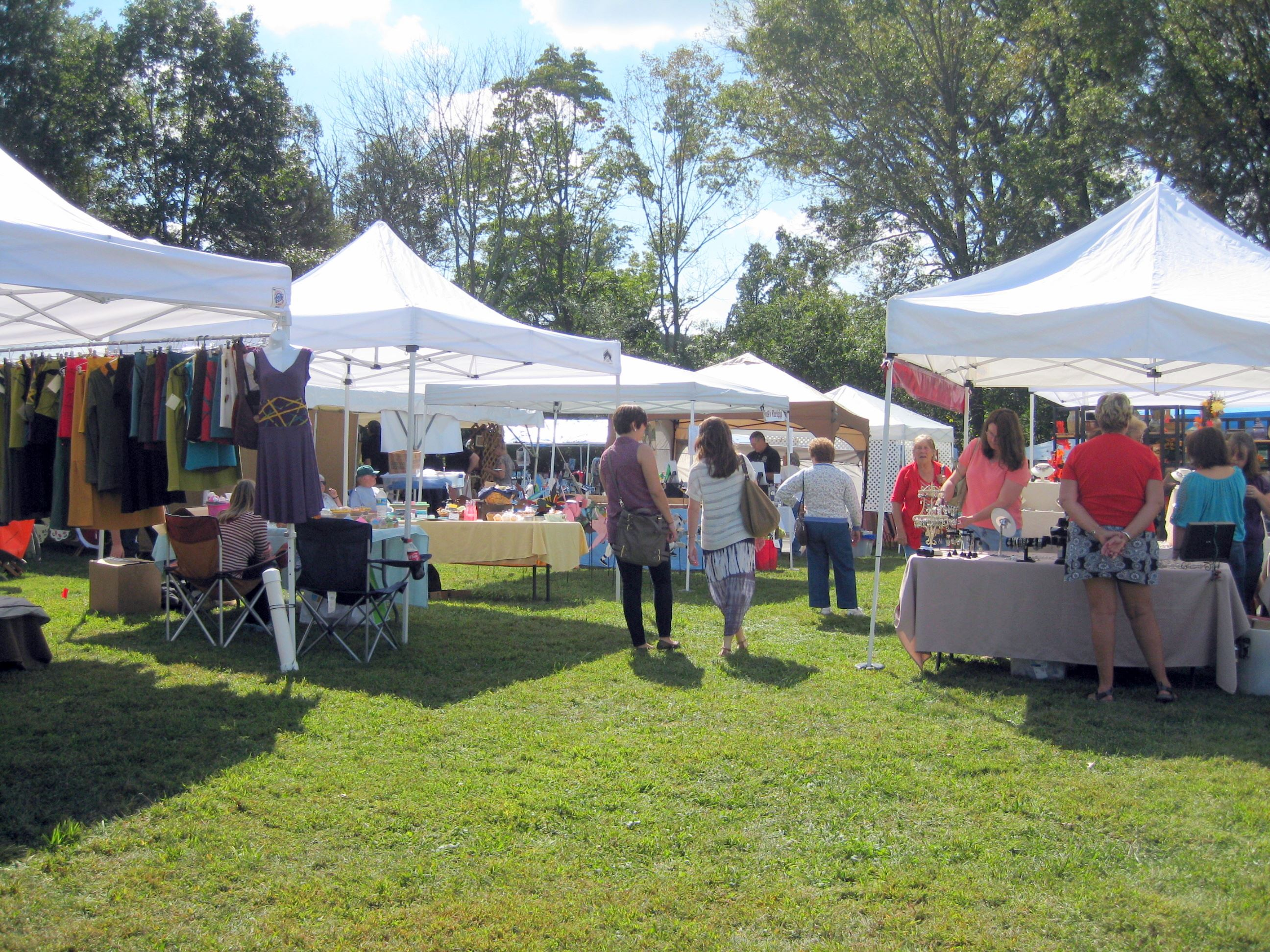 Craft Marketplace at Pennypacker Mills