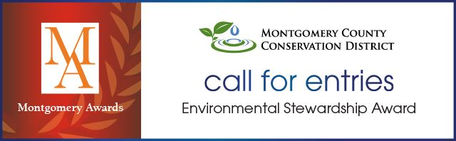 Montgomery Awards Environmental Stewardship Award Entry Form Masthead