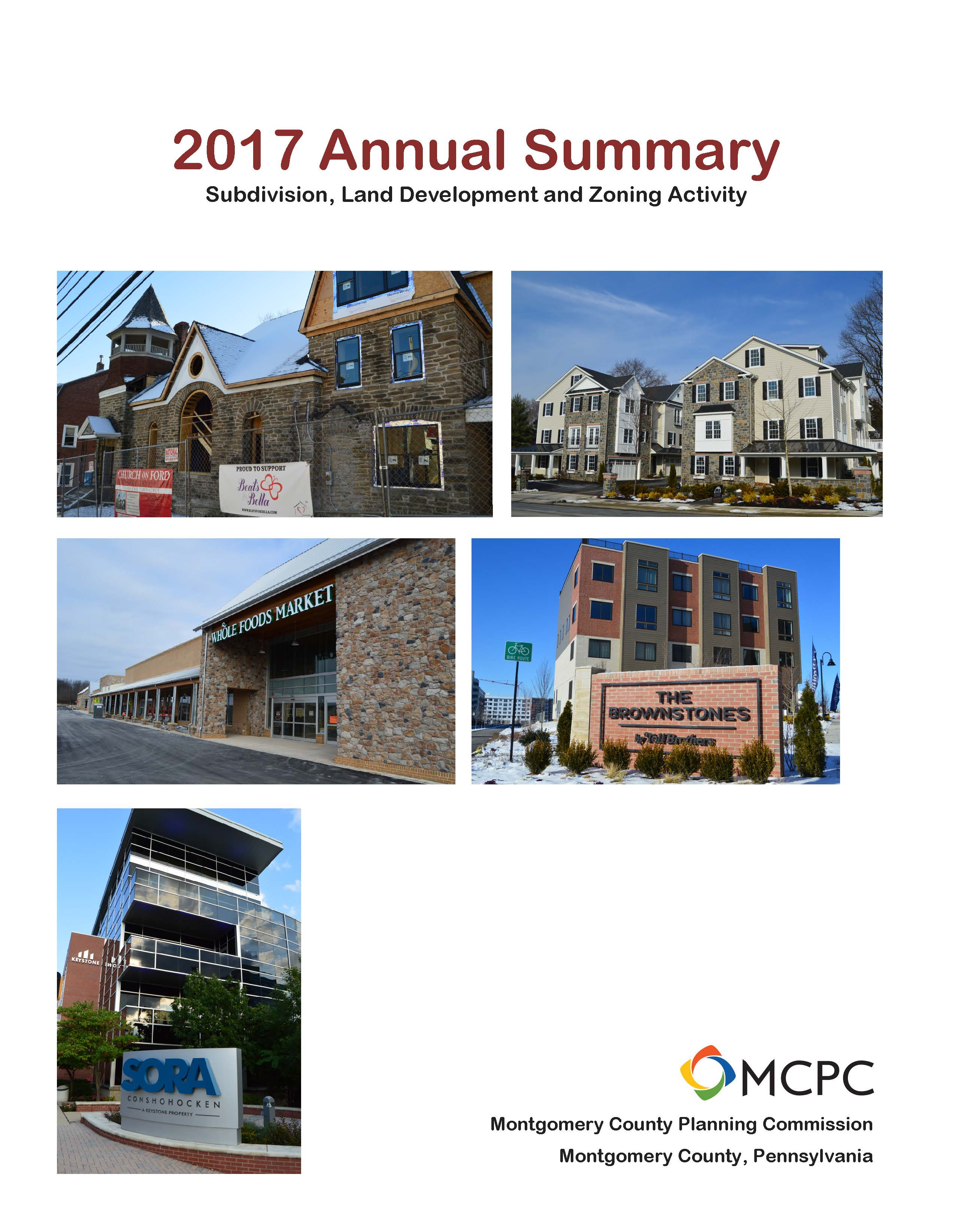 2017 Annual Summary Cover