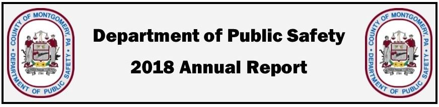 Click Here to View the Department of Public Safety 2018 Annual Report