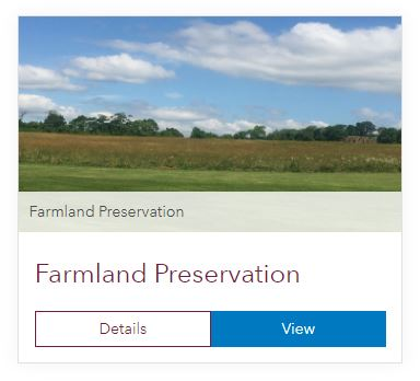 GIS_Farmland Preservation