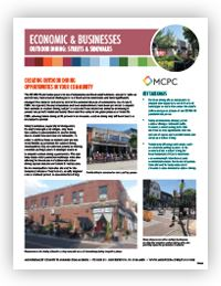 Econo and Bussin - Outdoor Dining Streets and Sidewalks 200x259