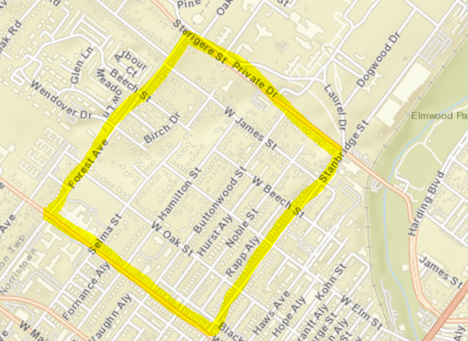 West Nile Virus Mosquito Spray Norristown 8.25.20