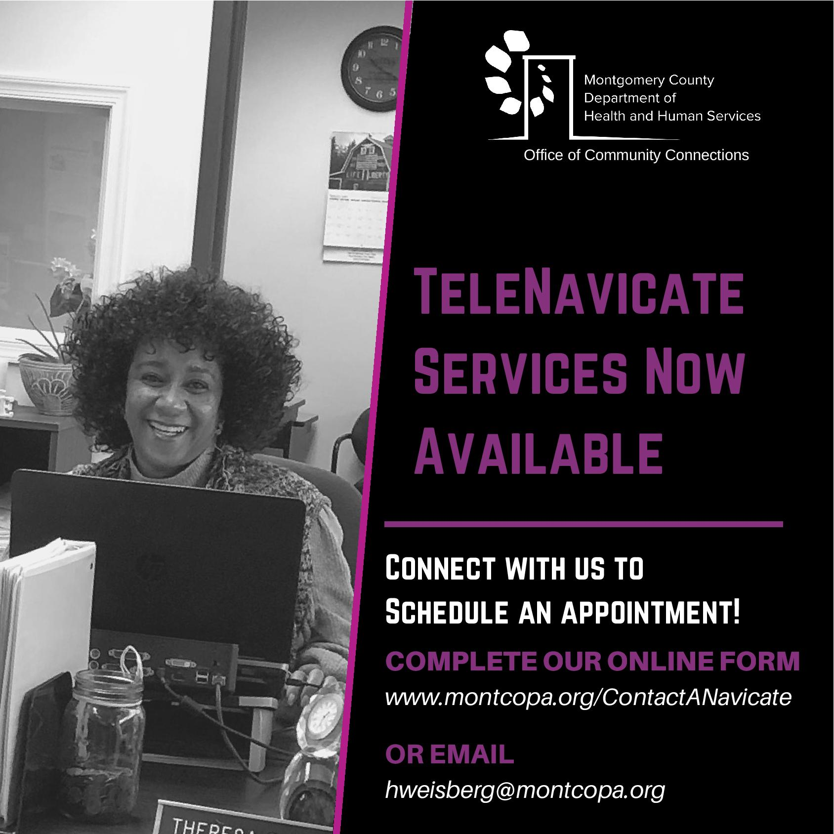 TeleNavicate Services Now Available