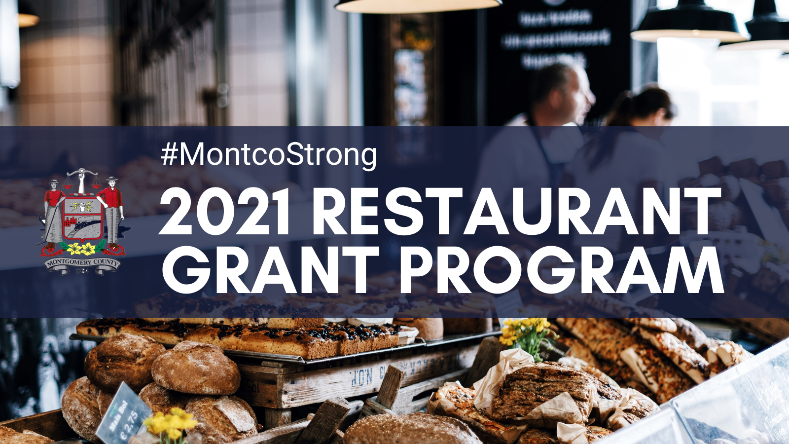 MontcoStrong Restaurant Grant Program Photo