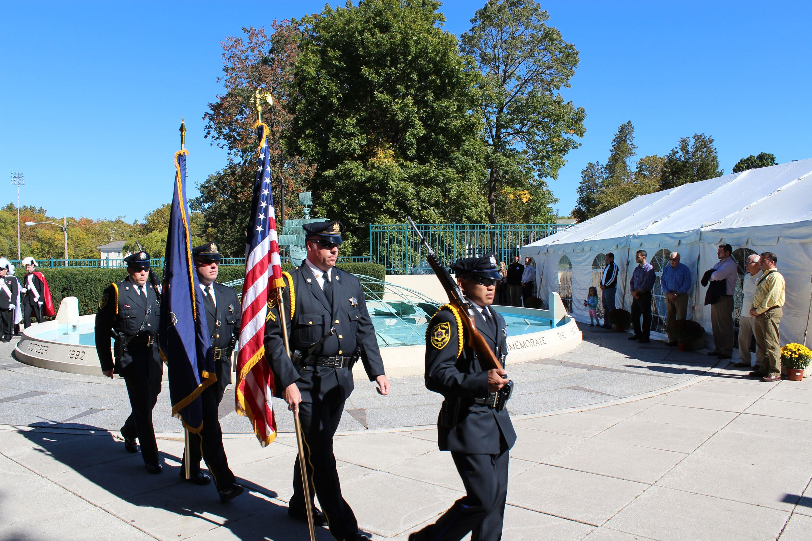 Honor Guard | Montgomery County, PA - Official Website