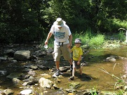 Knee Deep In the Creek at Norristown Farm Park.jpg