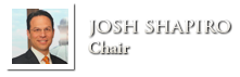 Josh Shapiro - Chair