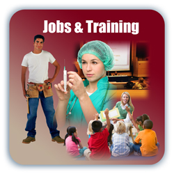 Jobs and Training